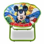 Dětská rozkládací židlička - Mickey TC85762MM