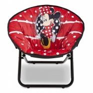 Dětská rozkládací židlička - Minnie TC85763MN
