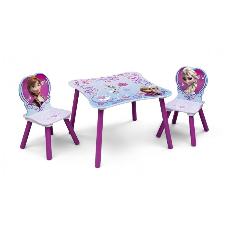 Dětský stůl s židlemi Frozen TT89498FZ