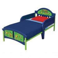 Dětská postel Želvy Ninja 140x70 BB86628NT