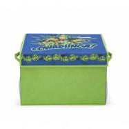 Box na hračky - látková truhla Želva Ninja TB84979NT