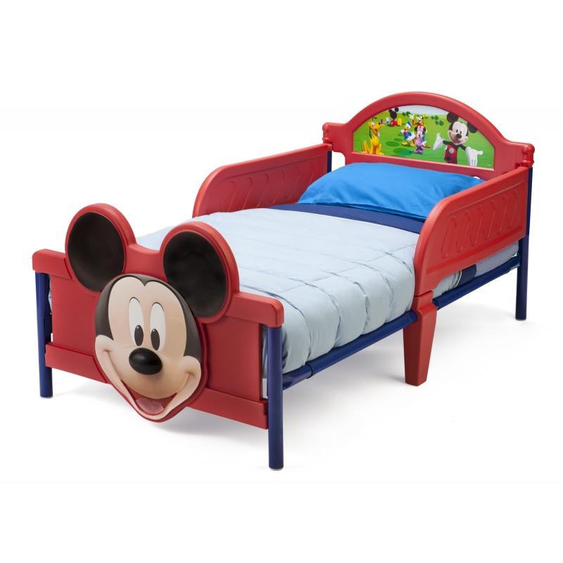 Dětská postel Mickey 2  BB86681MM