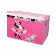 Box na hračky - látková truhla Minnie TB84867MN