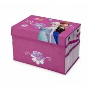 Box na hračky - látková truhla Frozen