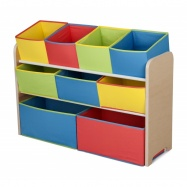 Organizér na hračky multicolor TB84752GN