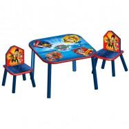 Dětský stůl s židlemi Tlapková patrola Paw Patrol TT89528PW