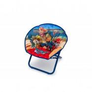 Dětská rozkládací židlička Tlapková patrola TC85955PW