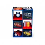 Dětský regál Auta - Cars TB83393CR