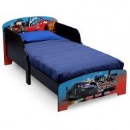 Dětská dřevěná postel Auta-Cars 2 CARS