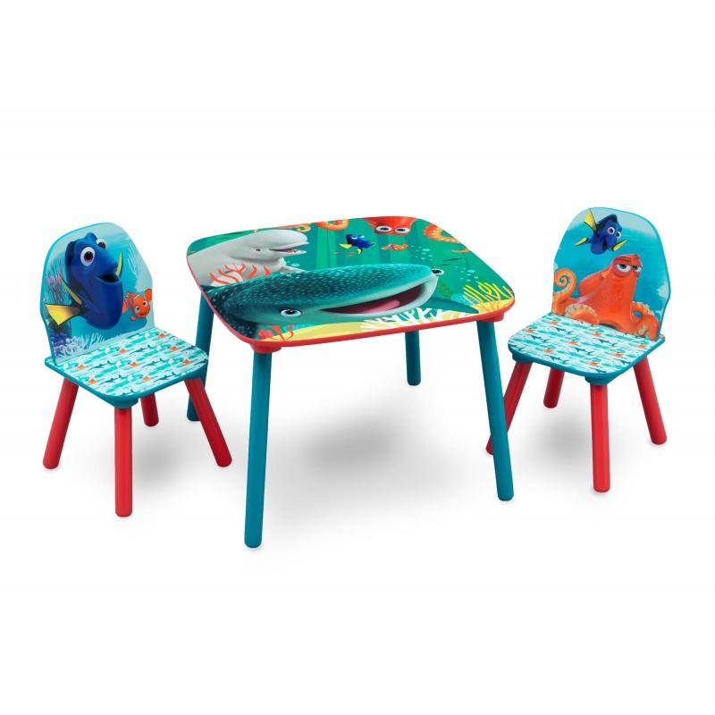 Dětský stůl s židlemi Dory TT89538FD