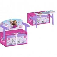 Detská lavica s úložným priestorom Frozen TB83234FZ