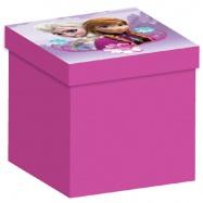 Box na hračky - taburet Ledové království-Frozen TC85884FZ