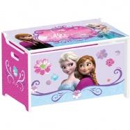 Dětská dřevěná truhla na hračky Ledové království-Frozen Frozen TB83235FZ