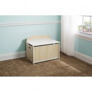 Box na hračky - Dřevěná truhla  - natural TB84594GN