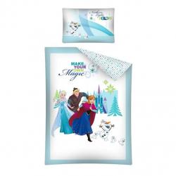 Detské obliečky Ľadové Kráľovstvo 135x100 cm