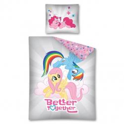 Detské obliečky My Little Pony 140x200 cm
