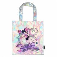 Taška dúhová Disney Minnie Jednorožec