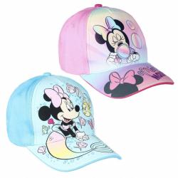 Šiltovka Disney minnee ružová / modrá