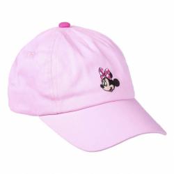 Šiltovka Minnie Premium ružová