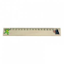 Pravítko s Krtkem 15 cm
