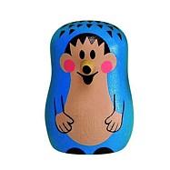 Dřevěné hračky - Ježek magnet