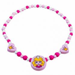 Detoa Detský náhrdelník Princezná