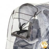 DIAGO Pláštěnka na sportovní kočárek sourozenecký Comfort