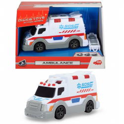 Dickie Action Series Ambulancia 15 cm