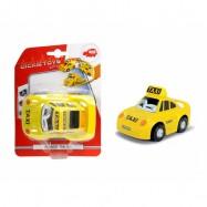 Autíčko Mad Taxi 12 cm