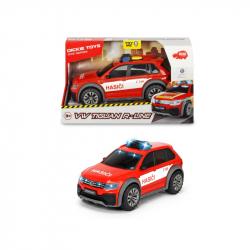 Hasičské auto VW Tiguan R-Line Fire, česká verzia
