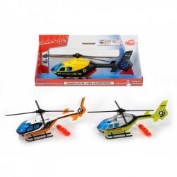 Helikoptéra záchranárska 24 cm, 3 druhy