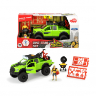Ford Raptor s horským kolem