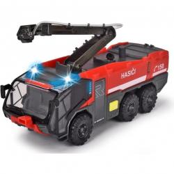 Letištní hasičské auto 24 cm, česká verze