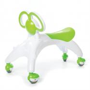 Chodzik Didicar zabawka 2w1 wyjątkowy jeździk. Zielony.