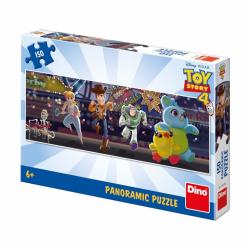 Puzzle 150 dílků panoramic Toy Story 4 Útěk