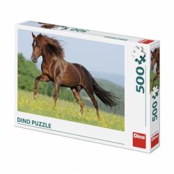 Puzzle 500 dielikov Kôň na lúke