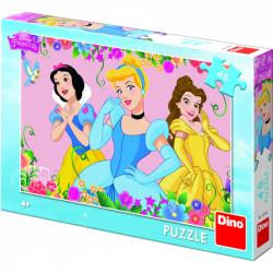Puzzle 48 elementów Kwitnącej Księżniczki