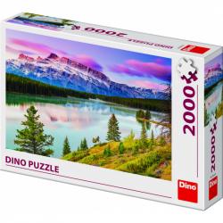 Puzzle 2000 dielikov Skalnaté hory