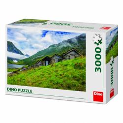 Puzzle 3000 dielikov Norangsdalen valley