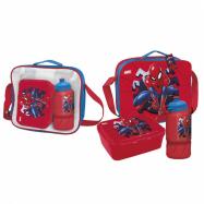 Svačinová taška s príslušenstvom Spiderman