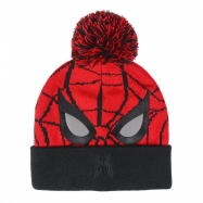 Čiapka s brmbolcom Spiderman