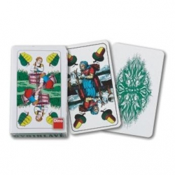 Karty hracie dvojhlavé