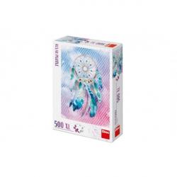 Puzzle Lapač snov 500 XL relax 47x66cm v krabici 32x23x7cm