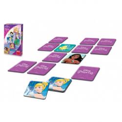 Pexeso Princezny 48 kartiček společenská hra v krabičce 12x18x3,5cm