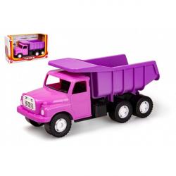 Auto Tatra 148 plast 30 cm růžová v krabici 35x18x12,5cm