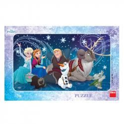 WD Frozen: Sněhové Vločky 15D