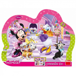 WD Minnie & Mazlíčci 25D