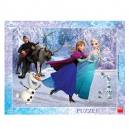 WD Frozen: Na bruslíchÍCH 40D