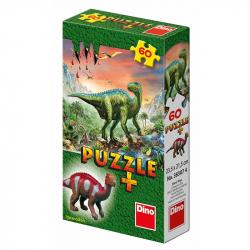 Dinosaury + Figúrka 60D