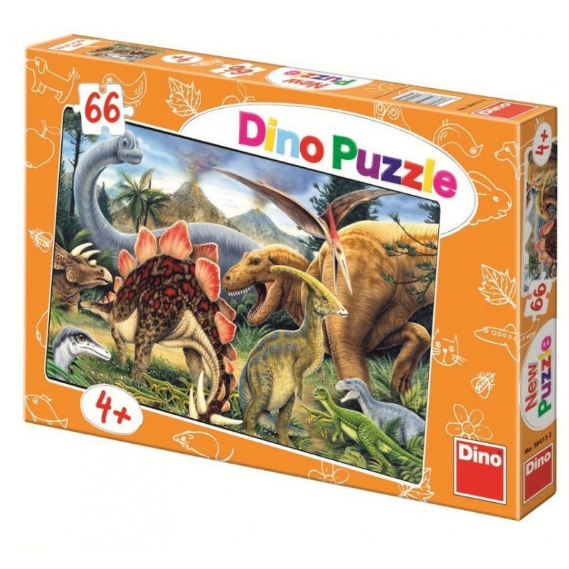 Dinosauři 66D